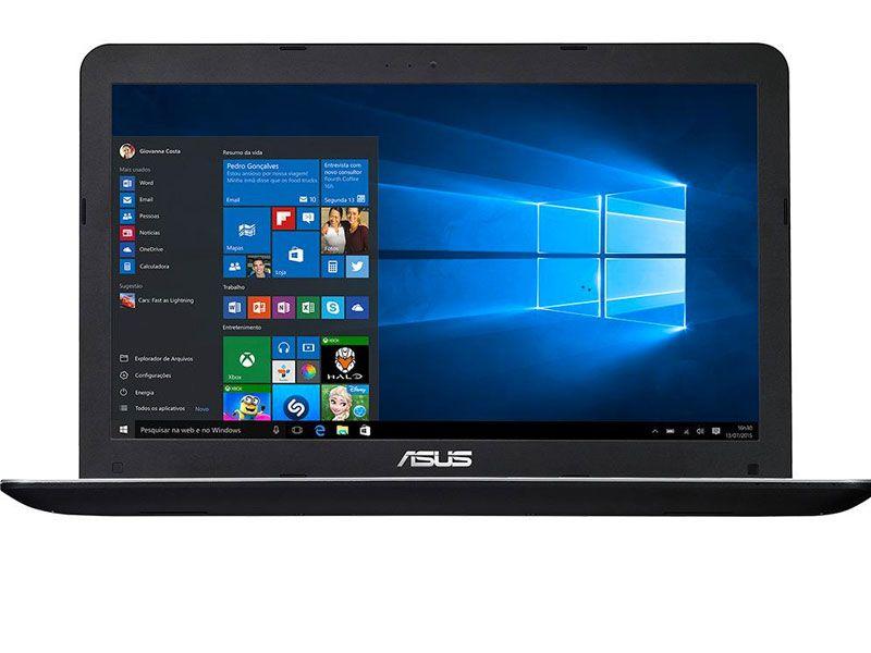 Notebook Asus X555LF Intel Core i5 6GB (2GB de Memória Dedicada) 1TB 15.6