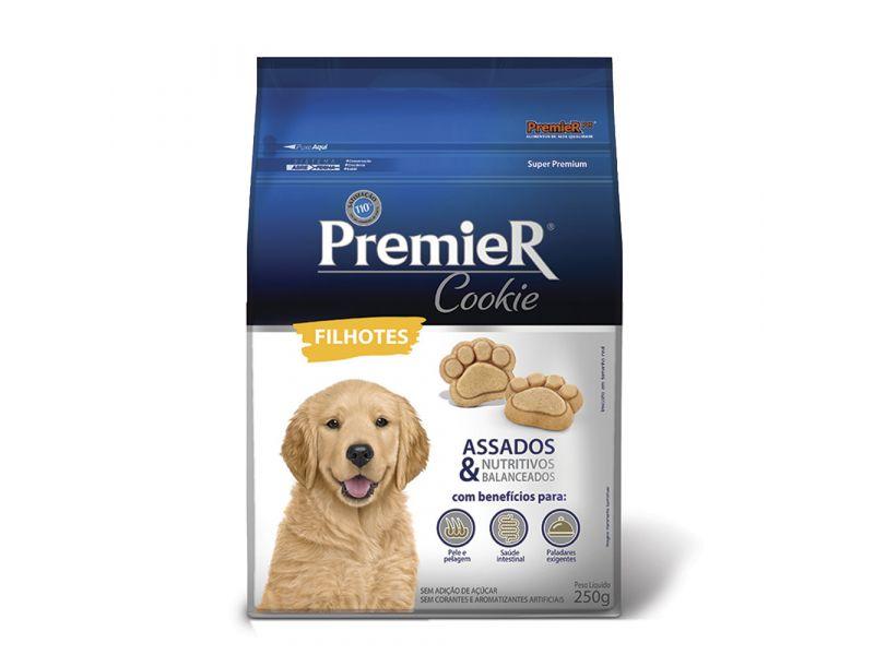 Petisco Premier Cookie Cães Filhotes - 250g