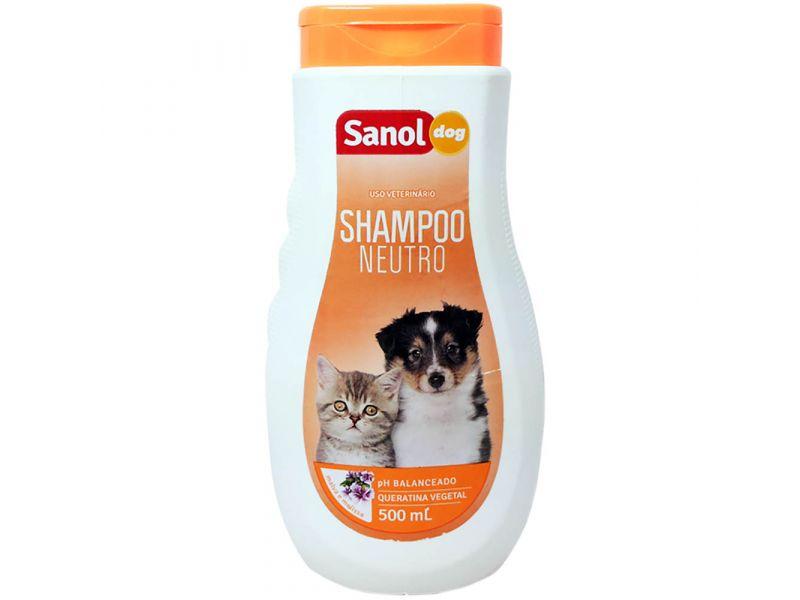 Shampoo Neutro Sanol - 500ml