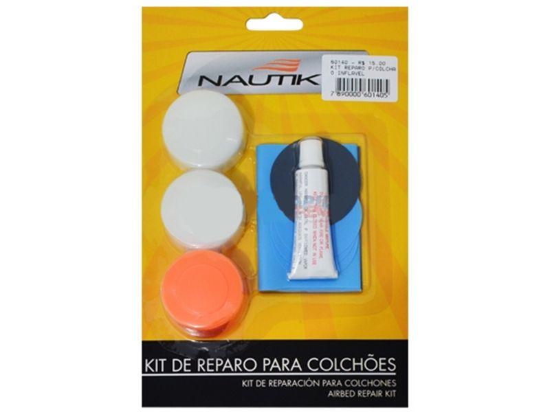 Nautika Kit de Reparo p/ Colchões Infláveis - Nautika