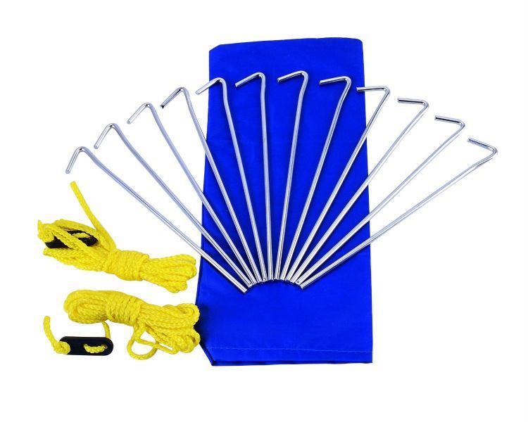 Conjunto de Estacas Nautika Camp. Kit