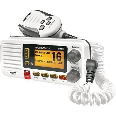 Rádio Vhf Uniden Solara Dsc Marítimo