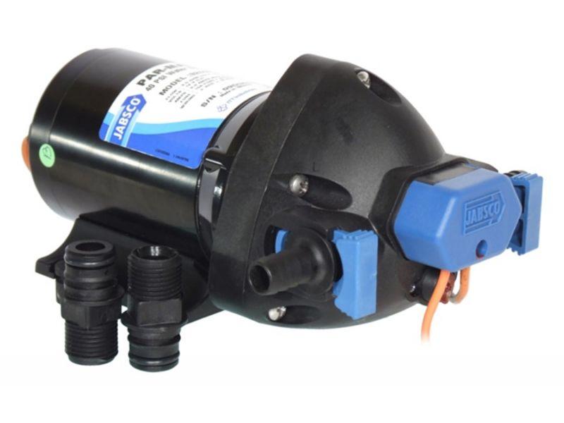 Bomba Jabsco Par Max Automática p/ Água Doce 3.5 Gpm - 12v - [Jabsco]