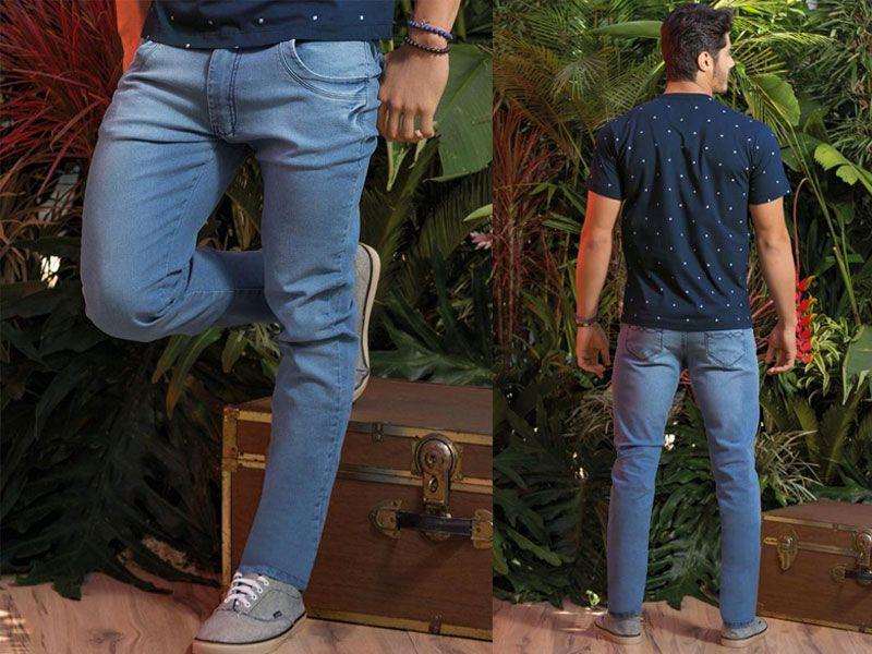 Calça Jeans Actual Azul
