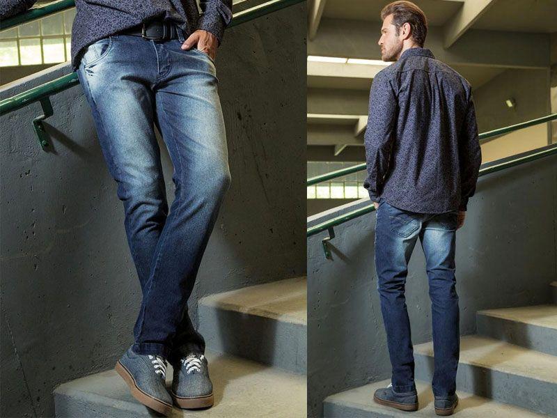 Calça Jeans Masculina Actual