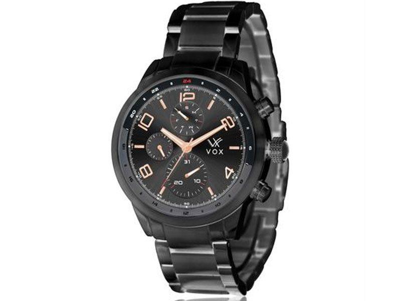 Relógio Vox Lewiston Preto