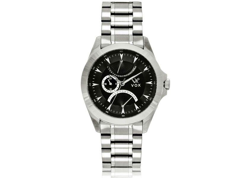 Relógio Vox New Orlean Prata