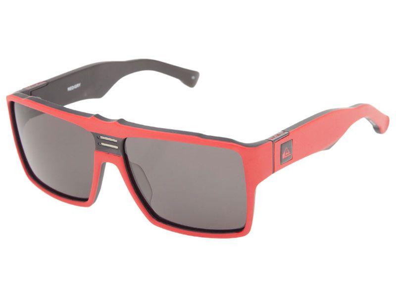Óculos de Sol Quiksilver Enose Vermelho/Preto