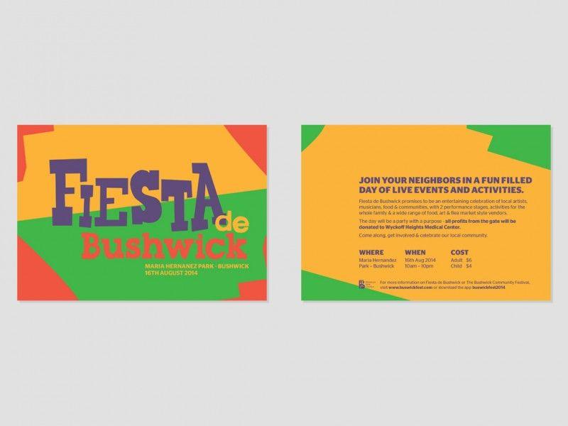 100 Flyer Festa