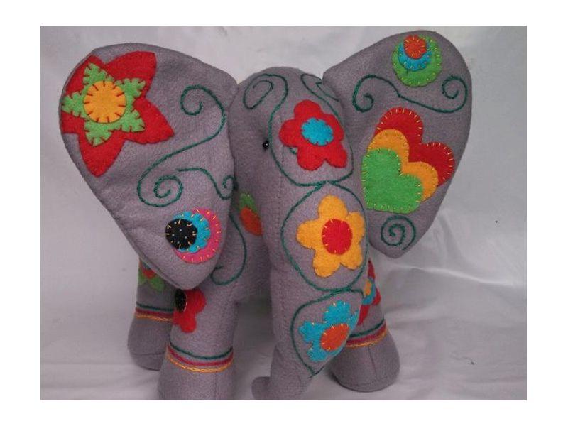 Elefante Whoodstock - Projeto