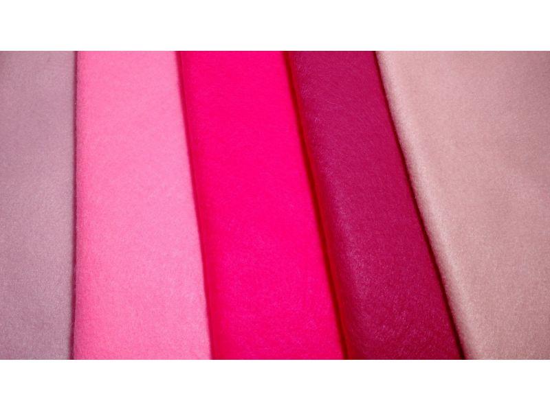 Kit cor de rosa - 50 X 70cm