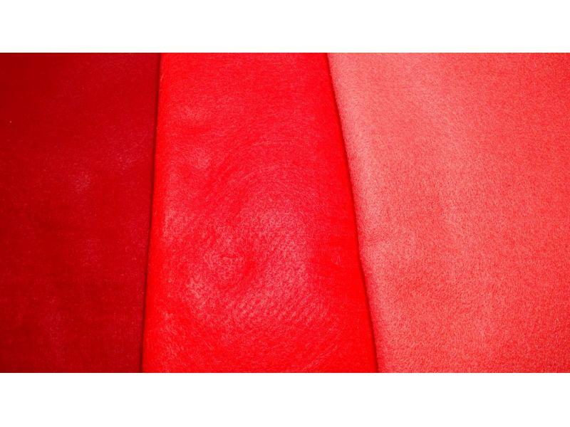 kit vermelho - 50 X 70cm