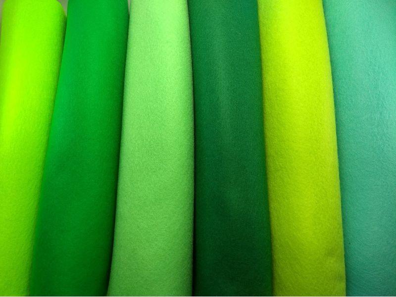 TONS DE VERDE - GREEN 50 x 1,40cm