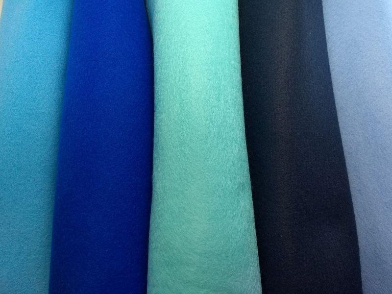 TONS DE AZUL - BLUE 50 x 70cm