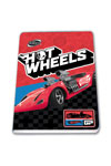 Cuaderno Deluxe Hot Wheels