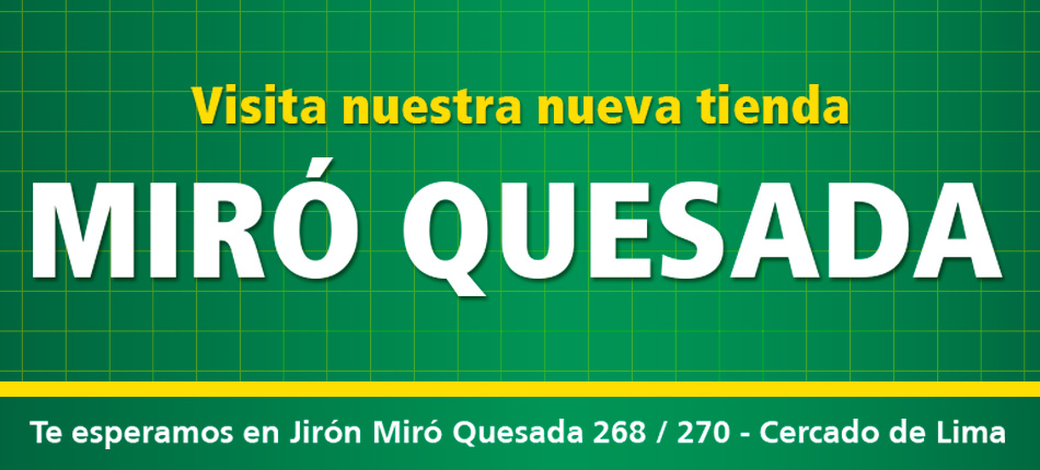 TAI LOY, Ahora tambi�n en Mir� Quesada, Te esperamos en Jr. Mir� Quesada 268 / 270 - Cercado de Lima.