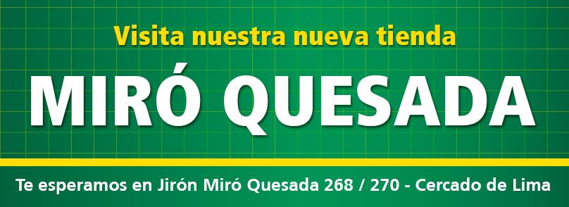 TAI LOY, Ahora también en Miró Quesada, Te esperamos en Jr. Miró Quesada 268 / 270 - Cercado de Lima.