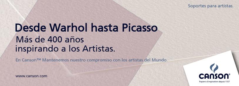 Desde Warhol hasta Picasso - Más de 400 años inspirando a los artistas.