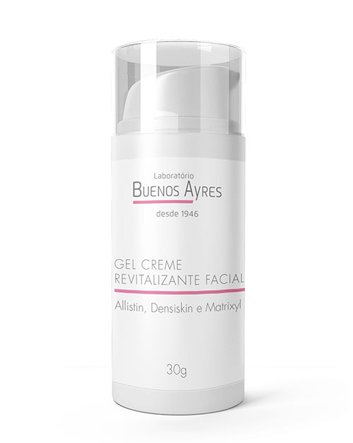 Gel Creme Revitalizante Facial