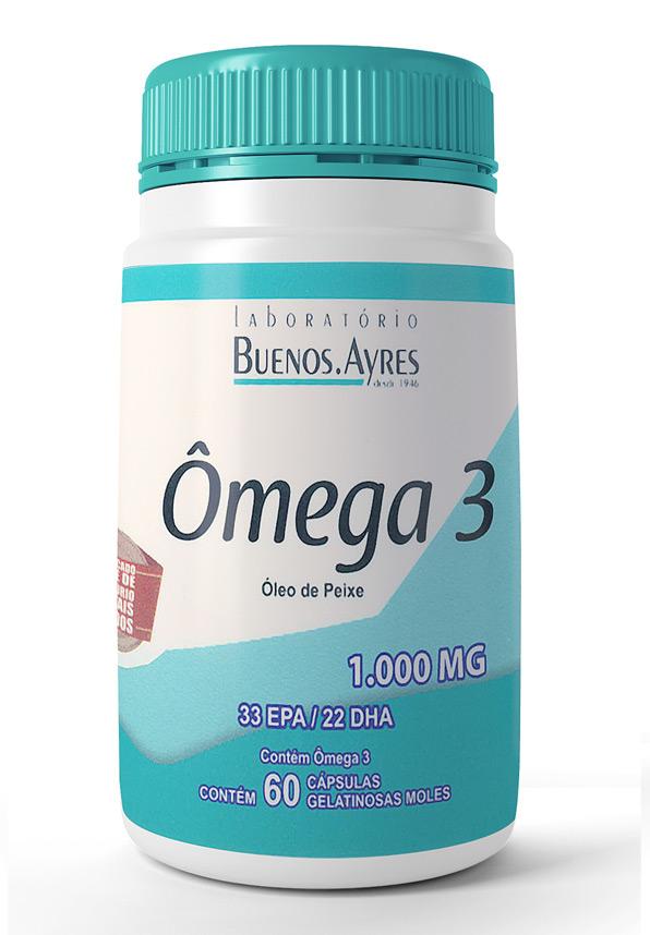 Blog Omega 3 33 EPA/ 22 DHA