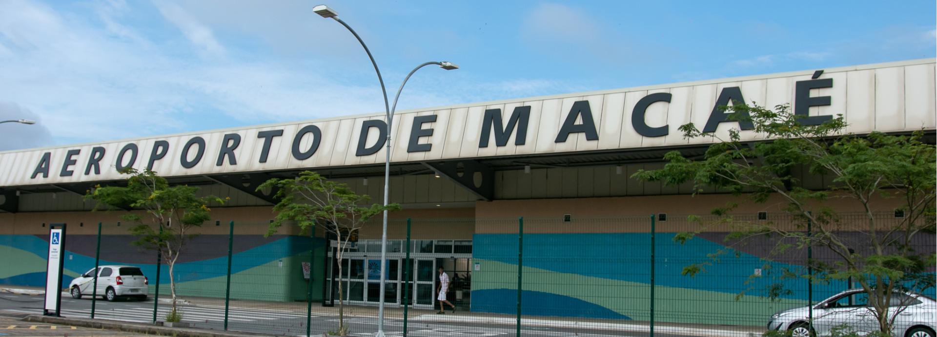 Conheça o Aeroporto de Macaé MEA