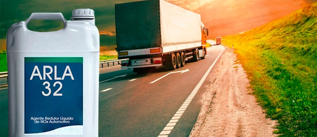 Para os caminhões com motor SCR, o Arla é um ponto de atenção muito importante. Faça a coisa certa