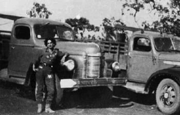Conheça a história da caminhoneira que ajudou a construir Brasília por meio do transporte de materiais