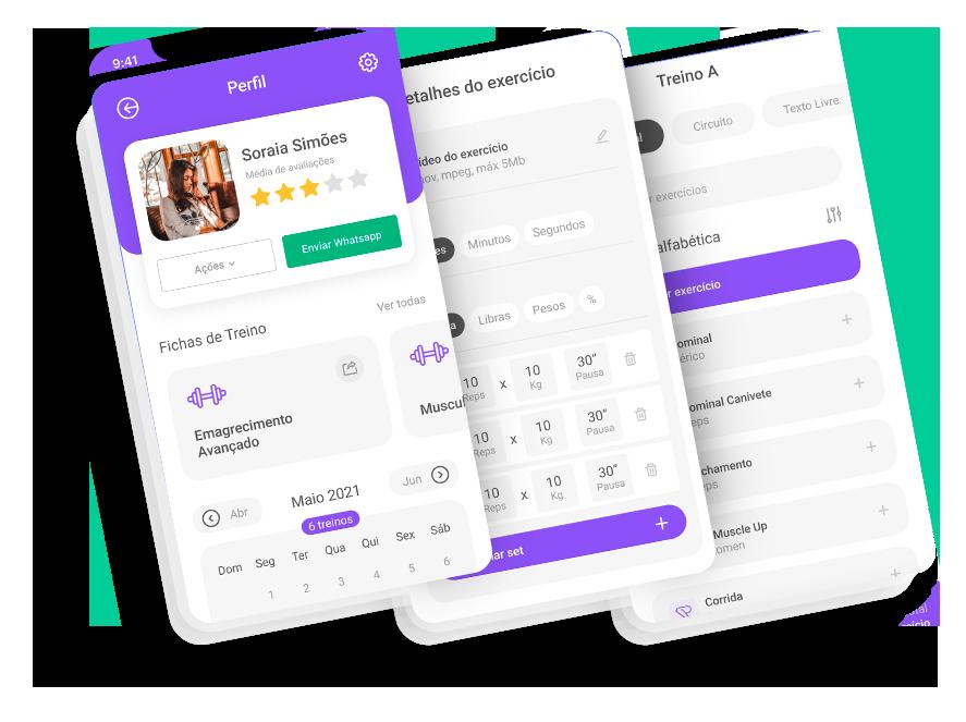 App Tecnofit Personal 2