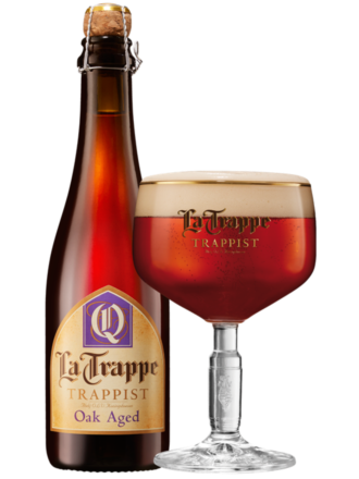 Quadrupel Oak Aged