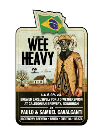 Wee Heavy Caledonian