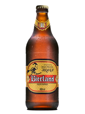 Bruxa Belgian Blond Ale