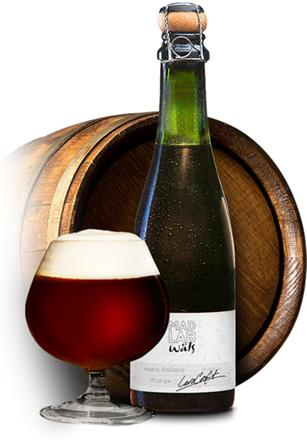 Quadruppel Barrel Aged Bourbon