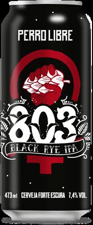 803 - Black Rye IPA