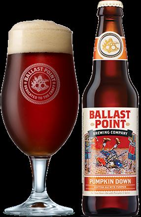 ballast point homework series batch 4 pumpkin ale