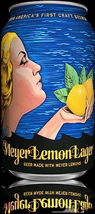 Meyer Lemon Lager
