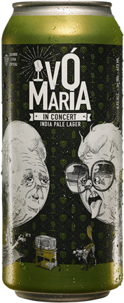 Vó Maria in concert