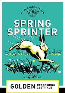 Spring Sprinter