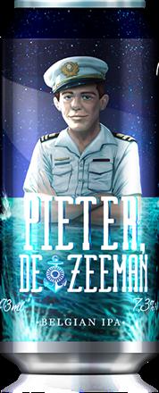 Pieter, De Zeeman