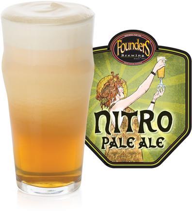 Nitro Pale Ale