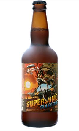 Supersonic Sourtonic