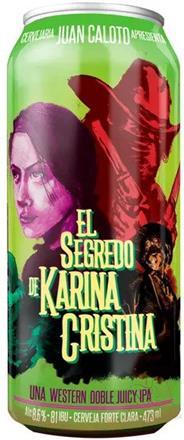 Él segredo de Karina Cristina