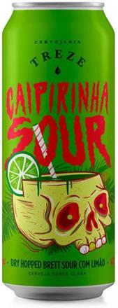 Caipirinha Sour