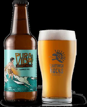 Pura Vida Surf Ale