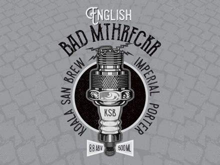English Bad Mthrfckr