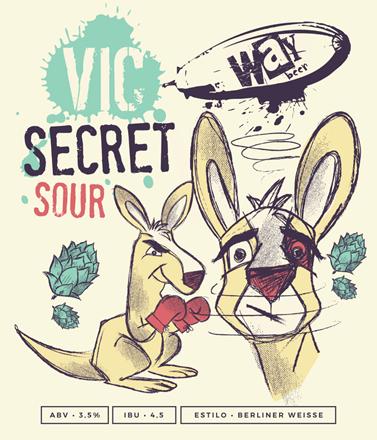Vic Secret Sour