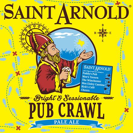 Pub Crawl Pale Ale