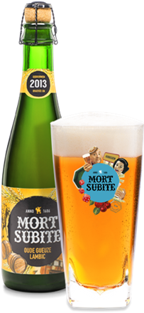 Oude Gueuze Lambic