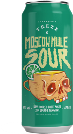 Moscow Mule Sour