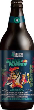 Blond Runner