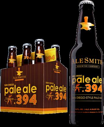 San Diego Pale Ale .394